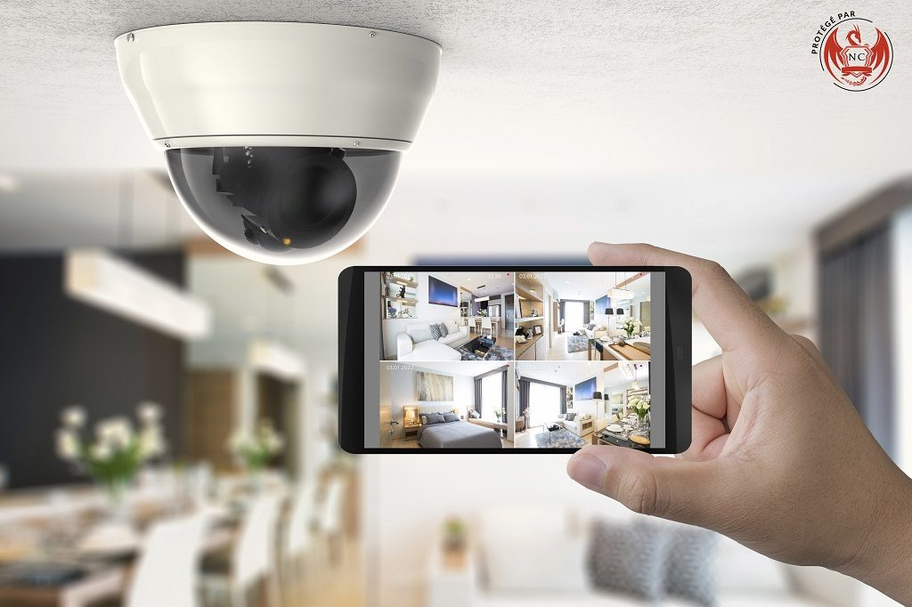 installation vidéosurveillance Fréjus Var 83